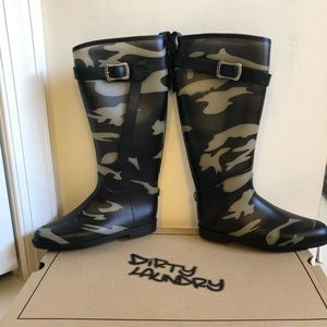 Women's Dirty Laundry Rise Up Rain Boots